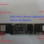 Ipad mini retina connector repair