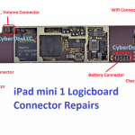 ipad mini 1 connector repair