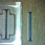 iphone 5s 5c  touch fpc connector 2
