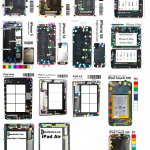 full  ipod ipad iphone mat set 2015